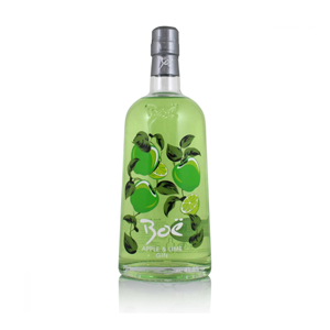 Boe Apple & Lime Gin 70cl