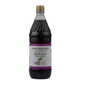 Hartridges Blackcurrant Cordial 0.0% 6x1l