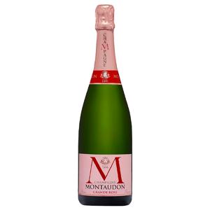 Montaudon Grande Rose Champagne 75cl